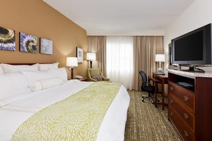 Guestroom | Chicago Marriott Midway