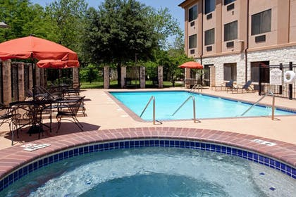 Pool | Holiday Inn Express Hotel & Suites Austin-(Nw) Hwy 620 & 183