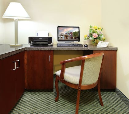 Business Center | Holiday Inn Express Fort Smith