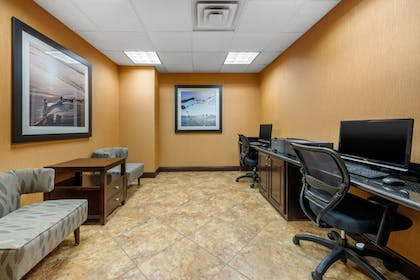 Business Center | Holiday Inn Express Hotel & Suites Palm Coast