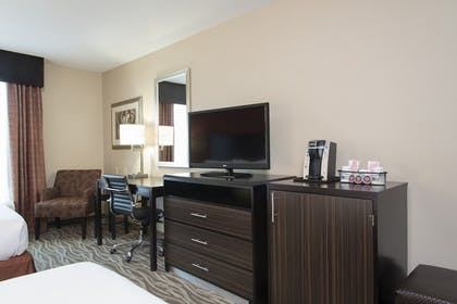 In-Room Amenity | Holiday Inn Express Hotel & Suites Grand Rapids-North
