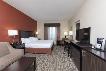Guestroom | Holiday Inn Express Hotel & Suites Grand Rapids-North