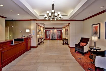Lobby | Holiday Inn Express Hotel & Suites Grand Rapids-North