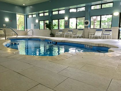 Pool | Holiday Inn Express Hotel & Suites Great Barrington