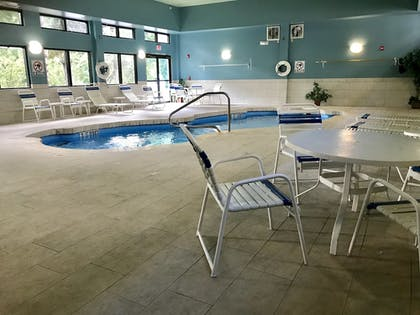 Indoor Pool | Holiday Inn Express Hotel & Suites Great Barrington