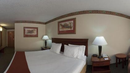 Guestroom | Holiday Inn Express & Suites Forest