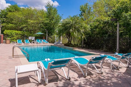 Pool | Holiday Inn Express Hotel & Suites Tampa-Anderson Rd/Veteran