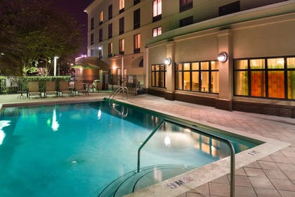Outdoor Pool | Holiday Inn Express Hotel & Suites Tampa-Anderson Rd/Veteran