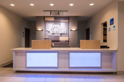 Hotel Interior | Holiday Inn Express Hotel & Suites Tampa-Anderson Rd/Veteran