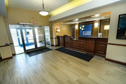 Check-in/Check-out Kiosk | Holiday Inn Express Hotel & Suites Grand Forks