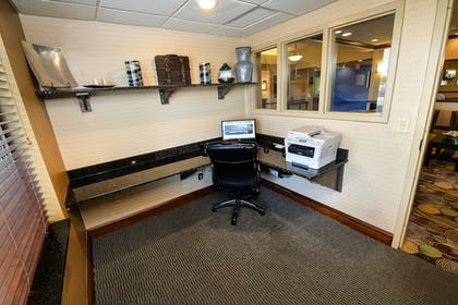 Business Center | Holiday Inn Express Hotel & Suites Grand Forks