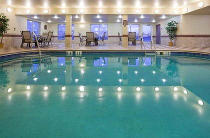 Pool | Holiday Inn Express Hotel & Suites Grand Forks