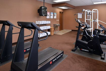 Fitness Facility | The Lodge at Big Sky