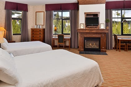 Guestroom View | The Lodge at Big Sky