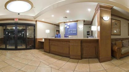 Lobby | Holiday Inn Express Hotel & Suites Mission-McAllen Area