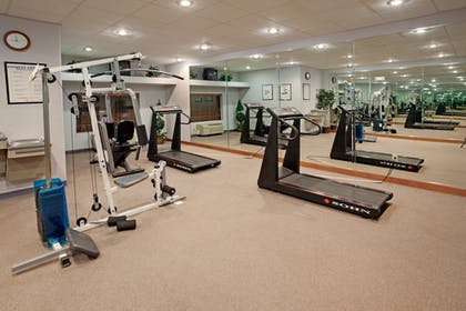 Fitness Facility | Holiday Inn Express Hotel & Suites Mission-McAllen Area