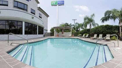 Outdoor Pool | Holiday Inn Express Hotel & Suites Mission-McAllen Area