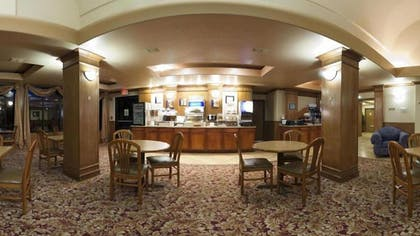 Breakfast Area | Holiday Inn Express Hotel & Suites Mission-McAllen Area