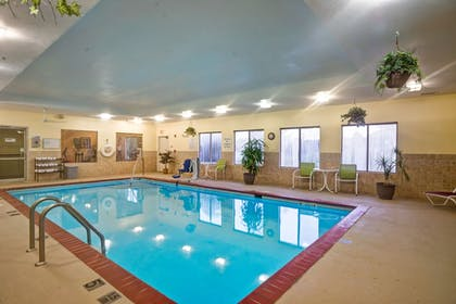 Pool | Holiday Inn Express Hotel & Suites Christiansburg