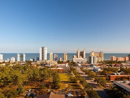 Guestroom View | Sheraton Myrtle Beach Convention Center Hotel