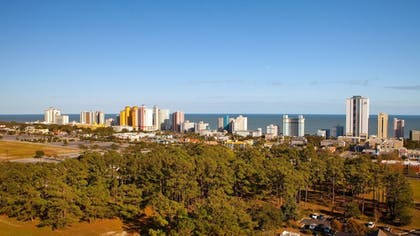 City View | Sheraton Myrtle Beach Convention Center Hotel