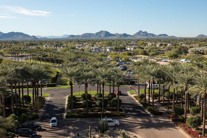 View from Room   The Westin Kierland Resort and Spa