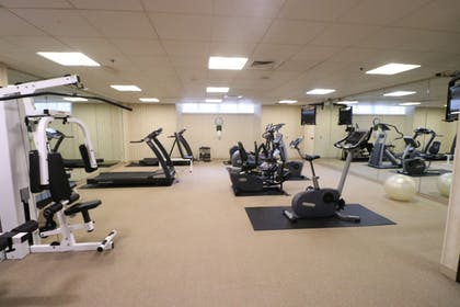 Fitness Facility | Hotel Mead