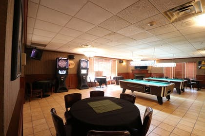 Billiards | Hotel Mead