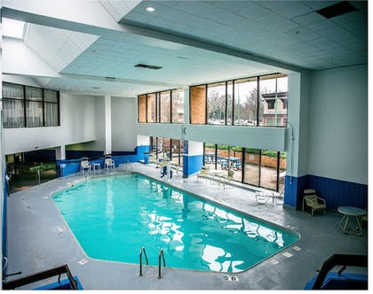 Indoor Pool | Hotel Mead