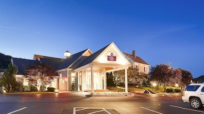 Reception | Best Western Plus Cold Spring