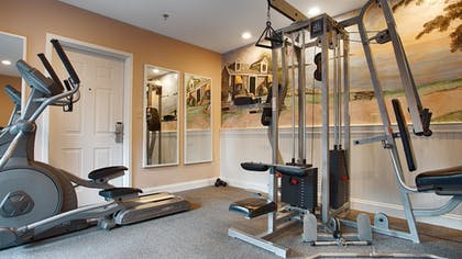 Fitness Facility | Best Western Plus Cold Spring
