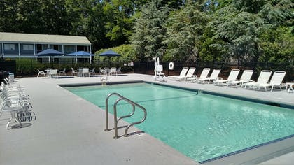 Pool | Best Western Plus Cold Spring