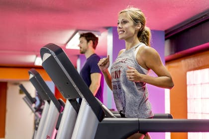 Fitness Facility | Crown Reef Beach Resort and Waterpark