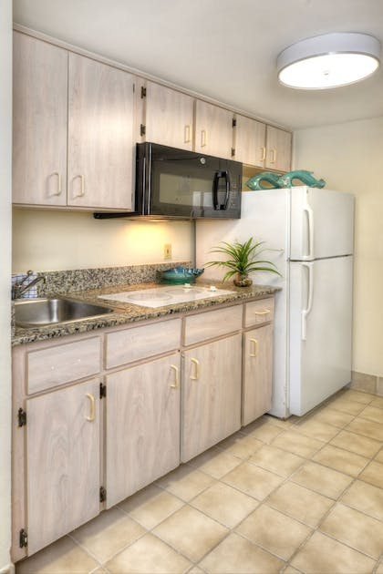 In-Room Kitchen | Bahama House