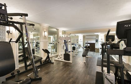 Fitness Facility | Sea Crest Oceanfront Resort
