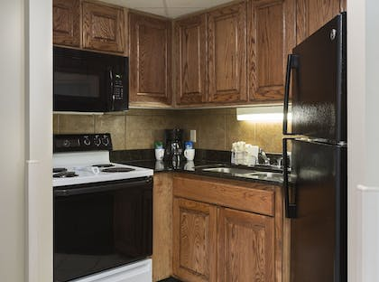 In-Room Kitchen | Landmark Resort