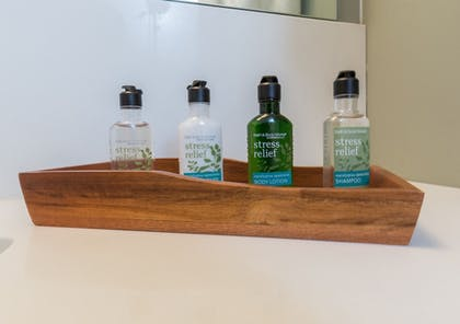 Bathroom Amenities | The Ingleside Hotel