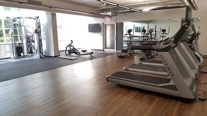 Fitness Facility | The Ingleside Hotel