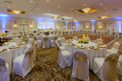 Banquet Hall | The Ingleside Hotel