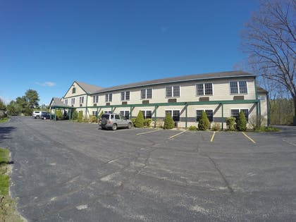 Parking | Casco Bay Inn