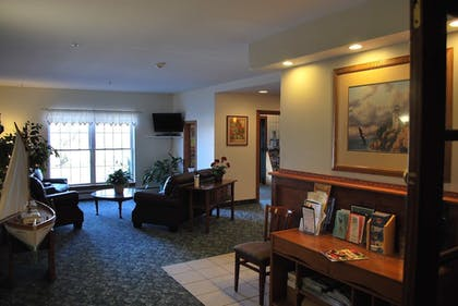 Hotel Interior | Casco Bay Inn