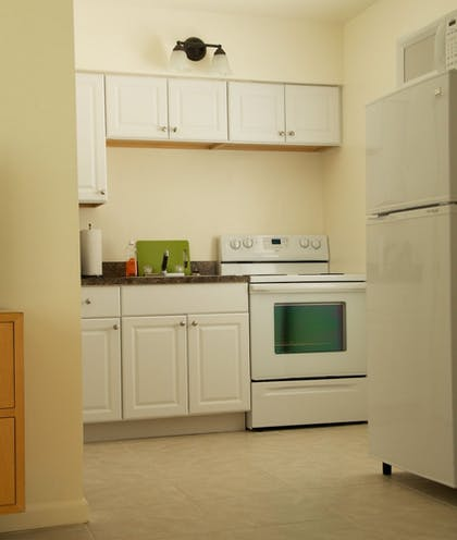 In-Room Kitchen | Great Escape Inn