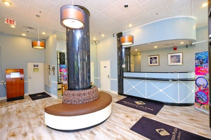 Reception   Meridian Plaza by Beach Vacations
