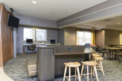 Lobby | SpringHill Suites by Marriott Grand Rapids North