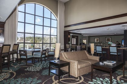 Lobby Sitting Area | Staybridge Suites Co Springs-Air Force Academy