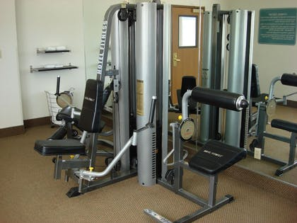Gym | Best Western Club House Inn & Suites