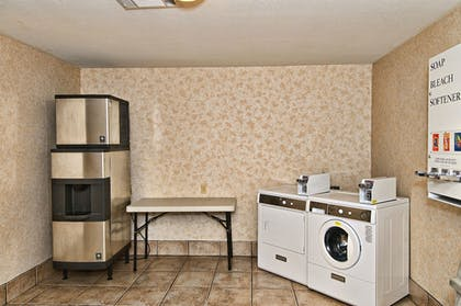 Laundry Room | Best Western Club House Inn & Suites
