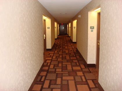 Hallway | Best Western Club House Inn & Suites