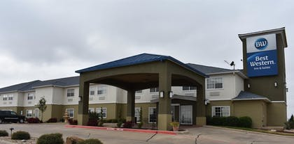 Exterior | Best Western Club House Inn & Suites