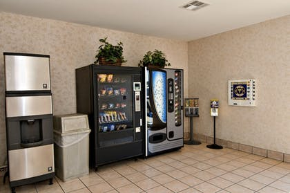 Vending Machine | Best Western Club House Inn & Suites